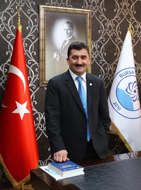 BURSA TEKNİK ÜNİVERSİTESİ REKTÖRÜ PROF. DR. ARİF KARADEMİR